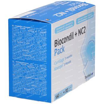 Biocondil + NC2 Pack Cartilage 270 capsules