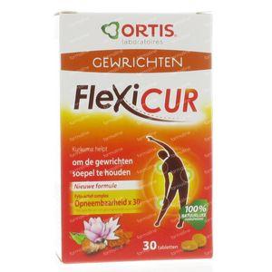 Flexicur 30 stuks Compresse