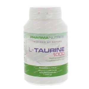 L-Taurine 1000 60 tabletten