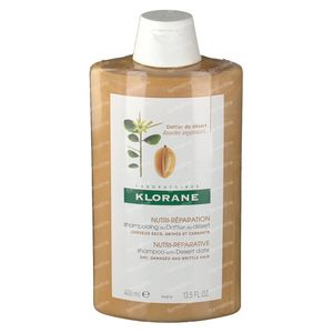 Klorane Shampoo With Desert Date 400 ml