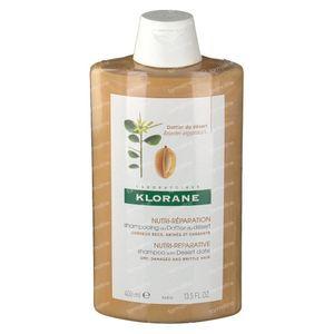 Klorane Shampooing Au Dattier Du Désert 400 ml