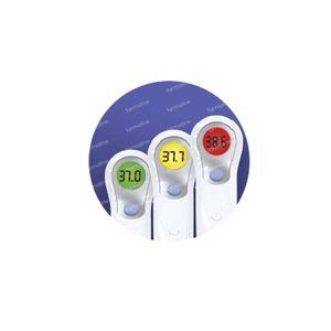 Braun Thermomètre Sans Contact + Frontal NTF3000 1 pièce