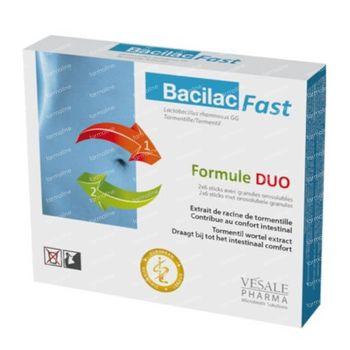 Bacilac Fast Duo 12 stick
