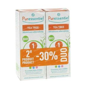 Puressentiel Duo Theeboom Bio Essentiële Olie 20 ml