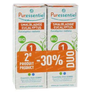 Puressentiel Duo Eucalyptus Rad. Bio Huile Essentielle 20 ml
