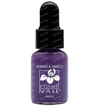 Lisandra Cosménail Vernis A Ongles 42 Violet de Parme 5 ml