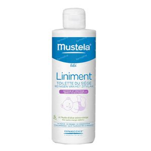 Mustela Baby Liniment 400 ml