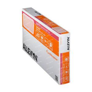 Allevyn Gentle Border Lite 10 x 20cm 66801012 10 pièces