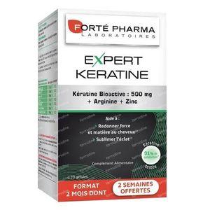 Forté Pharma Expert Keratine Verlaagde Prijs 120 capsules