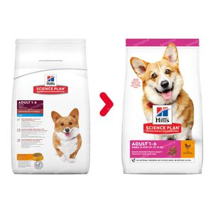 Hill's Science Plan Canine Adult Advanced Fitness Mini Chicken 7 kg