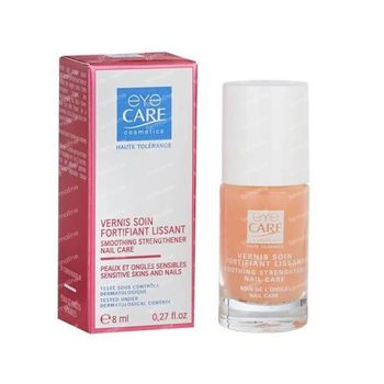 Eye Care Vernis Soin Fortifiant Lissant 806 8 ml