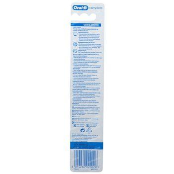 Tandenborstel complete clean sensitive 1 st