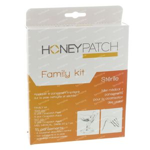 Honeypatch Family Kit 1 stuk