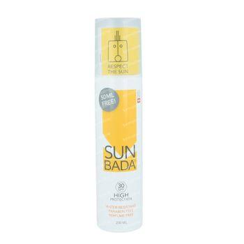 Sunbada High SPF30 200 ml