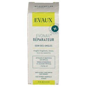 Evonail Vernis Hydrophile Reparateur 15 ml
