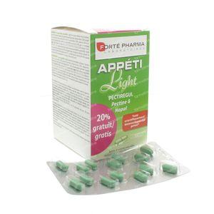 Forté Pharma Appétilight Verlaagde Prijs 114 tabletten