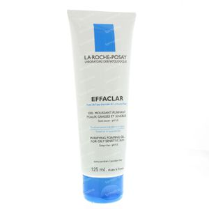 La Roche Posay Effaclar Purifying Gel Reduced Price 125 ml