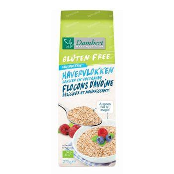 Damhert  Flocons Avoine Sans Gluten 275 g