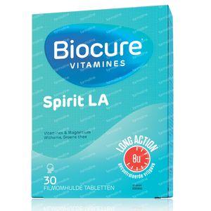 Biocure Spirit Long Action 30 comprimés