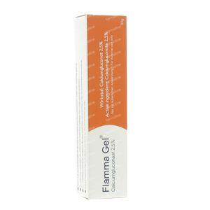 Flamma Gel Calciumgluconat 30 g
