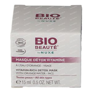 Bio Beauté By Nuxe Vitamine Detox Masker 15 ml