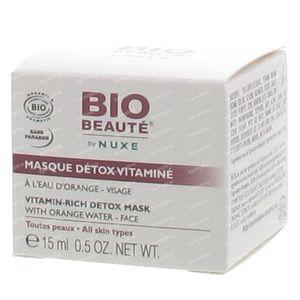 Bio Beauté By Nuxe Masque Détox Vitaminé 15 ml