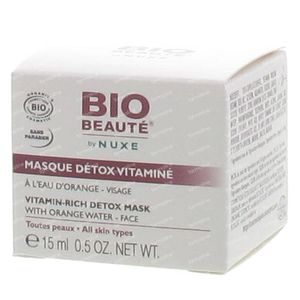 Bio Beauté By Nuxe Maschera Detox Vitamine 15 ml