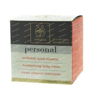 Apivita Personal Line Body Crème 100 ml crème