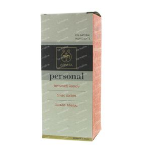 Apivita Personal Line Tonic 200 ml lotion