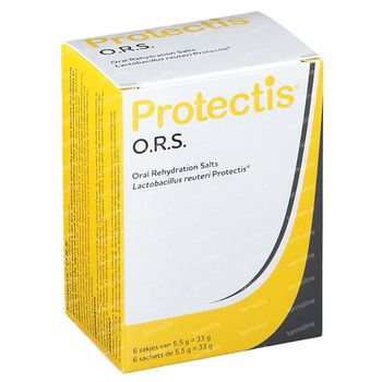 Protectis O.R.S. Poudre 6 sachets