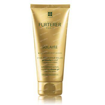 Rene Furterer Solaire Gel Douche Nutritif Cheveux et Corps 200 ml