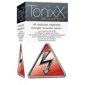 TonixX B-Activ 40 comprimés