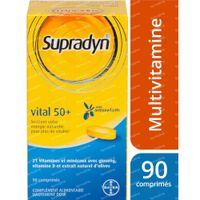 Supradyn Vital 50+ mit Antioxidantien 90  tabletten