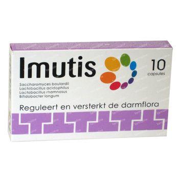 Imutis 10 capsules