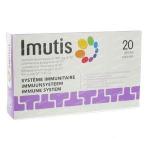 Imutis 20 capsules