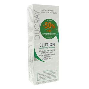 Ducray Elution Shampoo 300 ml