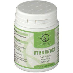 Dynarop Dynadetox 60 tabletten