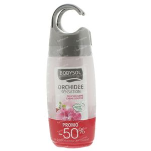 Bodysol Douchecreme Orchidee Promo 2e -50% 500 ml