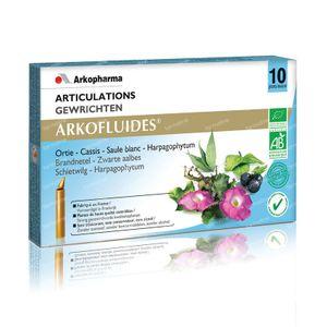 Arkofluide Gewrichten Bio 10 unidosis