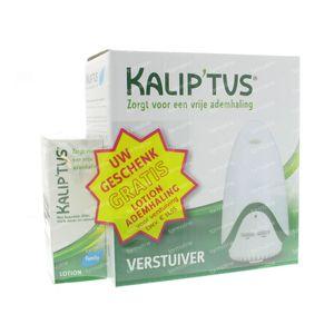 Kaliptus Verstuiver + Lotion Gratis 1 set