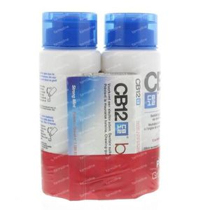 CB12 Halitosis Duo + Free Boost 3 pieces