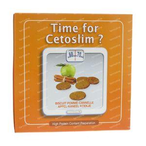 Cetoslim Kuchen Apfel-Zimt 20 st