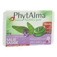 Phytalma Salbei ohne Zucker 50 g gommes à mâcher