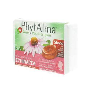 Phytalma Echinacea Sans sucre 50 g gommes à mâcher