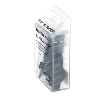 Flexi Interdental Brush Ultras Dark Grey TP 6 pièces