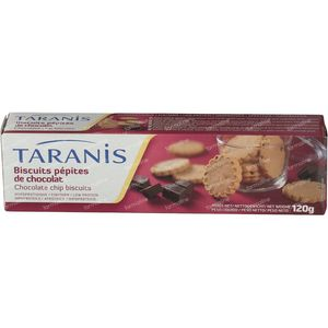 Taranis Cookies Chocolate 120 g