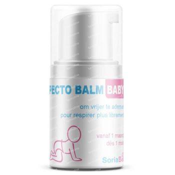 Soria Natural Pecto Balm 50 g baume