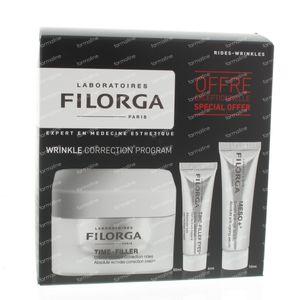 Filorga Time-Filler Anti-Wrinkles Correction Set 64 ml