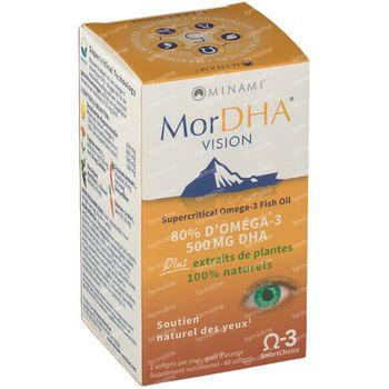 Minami MorDHA Vision 60 gélules souples