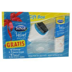 Scholl Velvet Smooth Giftpack 1 stuk